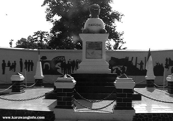 Monumen  Kebulatan Tekad Rengasdengklok
