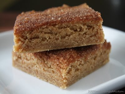 Image result for 5. Snickerdoodle Blondies
