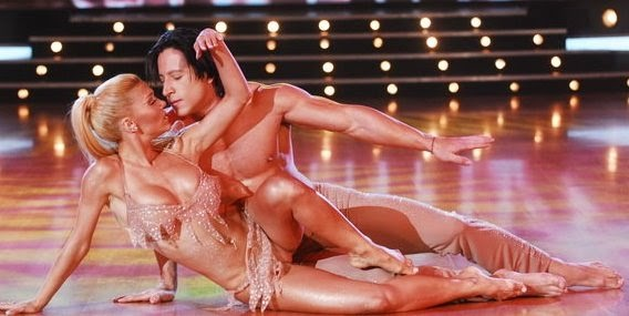 Consider, that Naked argentina dancing with the stars apologise, but