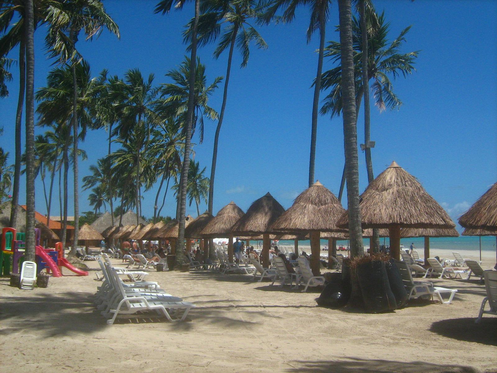 VIAJANTE ESPECIAL: Resort Salinas de Maragogi Maragogi AL #2B6496 1600x1200 Banheiro Adaptado Idoso