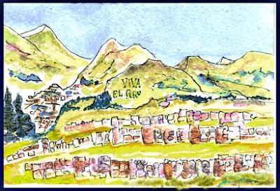Sacsayhuaman Peru Inca