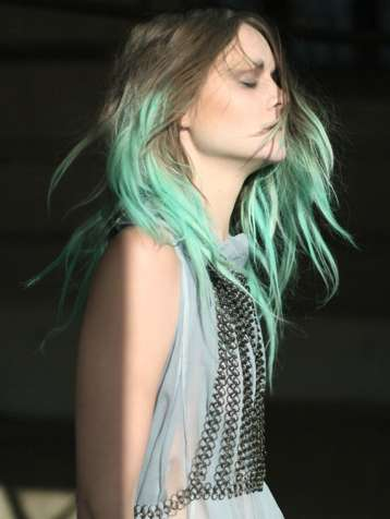 Ombre Hairstyle Trend 2011