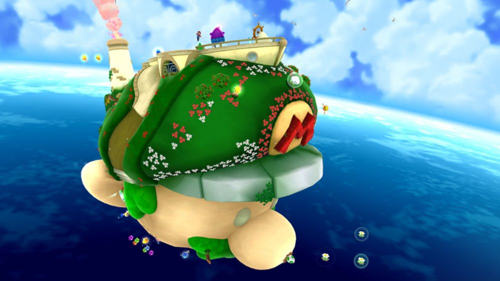 Super Mario HD & Widescreen Wallpaper 0.45452733917729