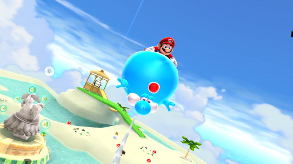 Super Mario HD & Widescreen Wallpaper 0.437914029235969