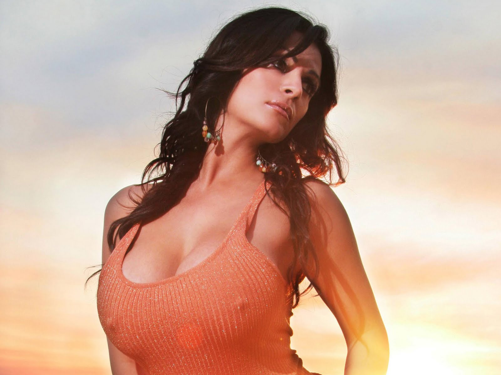 from Darwin denise milani nude hd wallpapers
