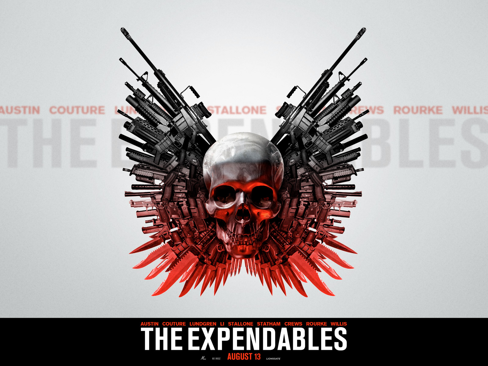 The Expendables movies