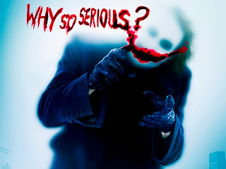 Joker Why So Serious Smile HD Wallpaper