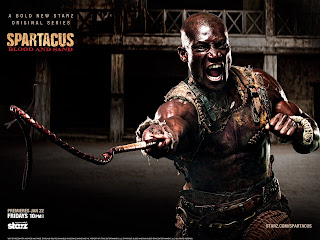 Doctore Spartacus Blood and Sand HD Wallpaper