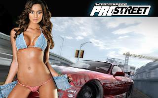 Need For Speed Girl Wallpaper