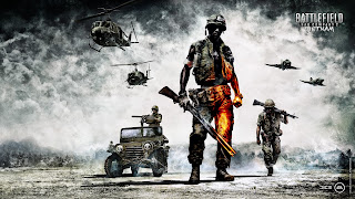 Battlefield:Bad Company 2 HD Wallpaper