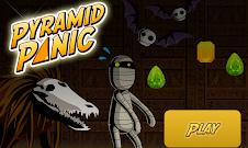 pyramid panic game