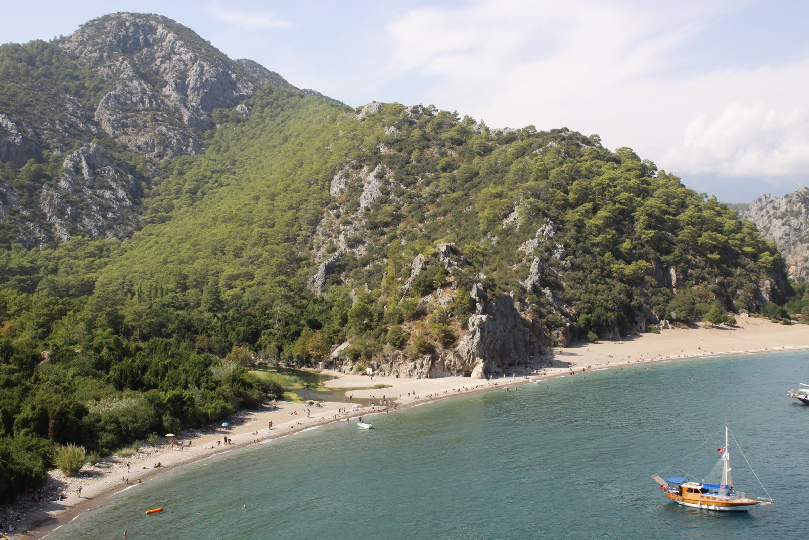 Not All Who Wander Are Lost: Olympos, Turkey