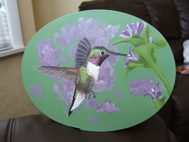 MaeLynn's Hummingbird Box