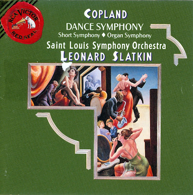 Fanfare for aaron copland leonard slatkin st louis for Aaron copland el salon mexico score