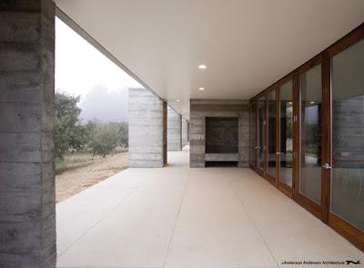 Galería de la casa