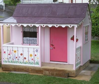 Arquitectura de casas casas infantiles de jard n para for Casa de juguetes para jardin
