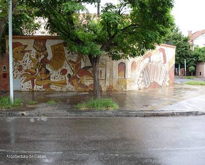 Mural a la calle