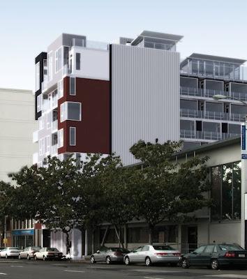 Edificio residencial nuevo