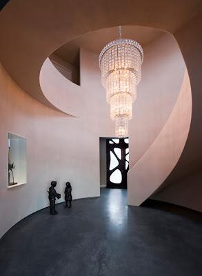 Interior casa moderna