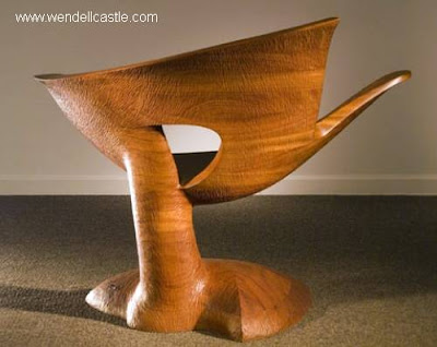 Formas orgánicas silla
