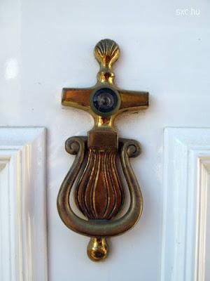 Llamador puertas