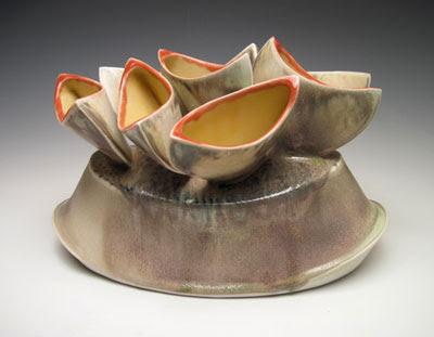 Pieza ceramica