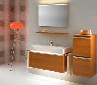 Arquitectura de casas mobiliario de ba o for Mobiliario bano