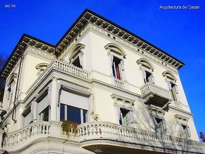 Casa lujo Clásica