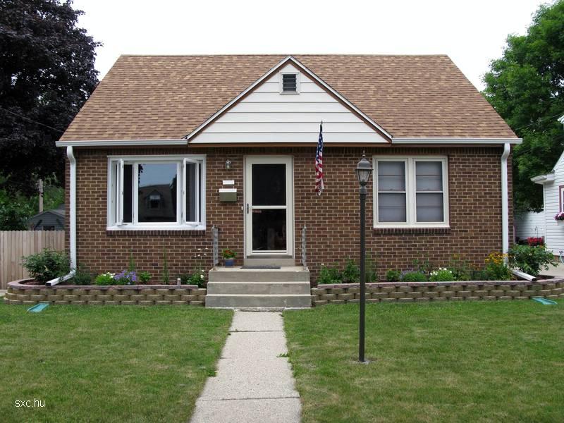 Arquitectura de casas ejemplos y modelos de casas americanas for Casa modelo americano