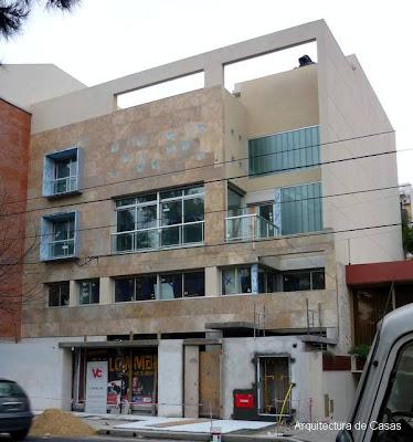 Edificio departamentos
