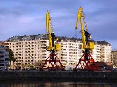Edificios departamentos Puerto Madero