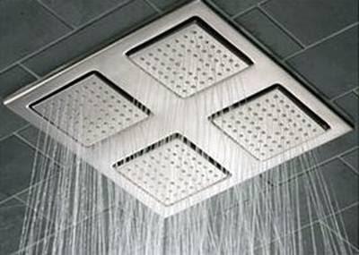 Plato de ducha cuadrado