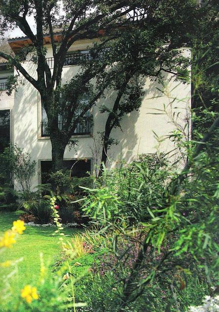 Sector de residencia estilo Contemporáneo en México