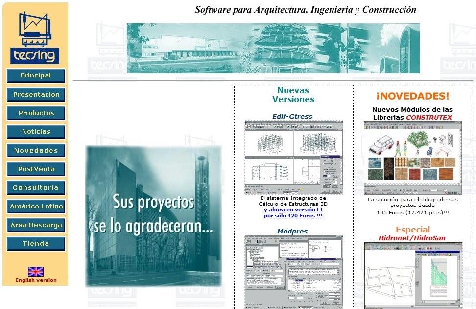 Arquitectura de casas software de arquitectura for Software para arquitectura