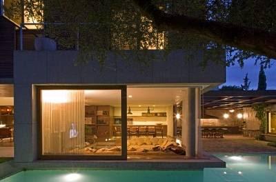 Casa residencial contemporánea en San Pablo, Brasil