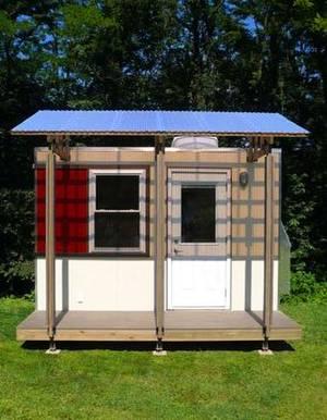 Micro studio de bajo costo HELP en Estados Unidos