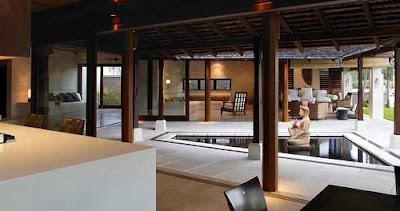 Casa moderna de inspiración oriental en Australia
