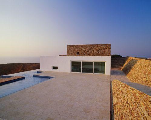 Arquitectura De Casas Casa Del Mediterr Neo Moderna Y