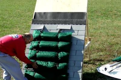 Preparación de techo vegetal