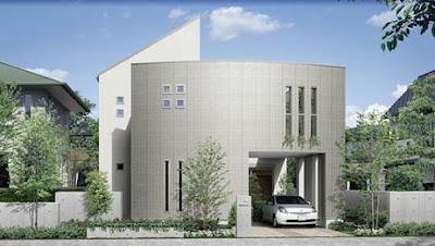 Casa prefabricada Toyota