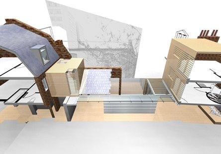 Modernización de casa victoriana