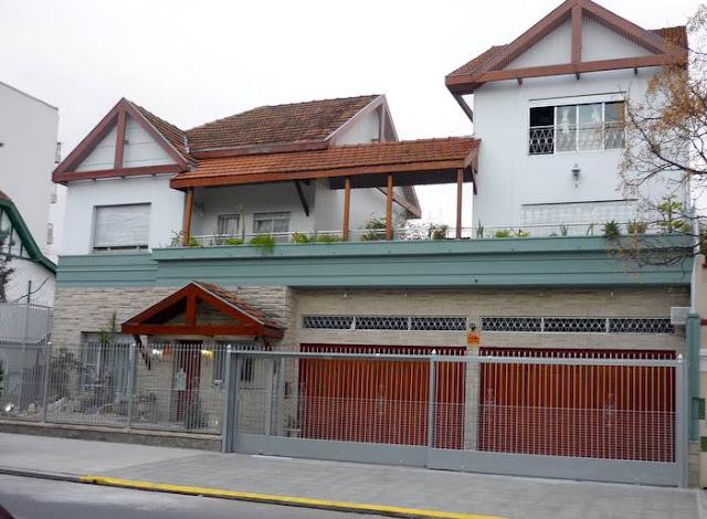 Viviendas unidas en Villa Devoto, Ciudad de Buenos Aires