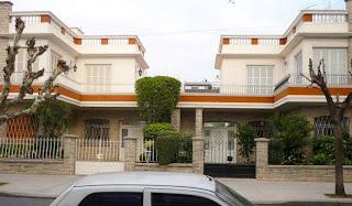 Casas gemelas