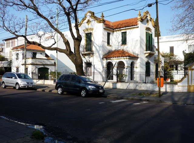 Gran residencia familiar de estilo