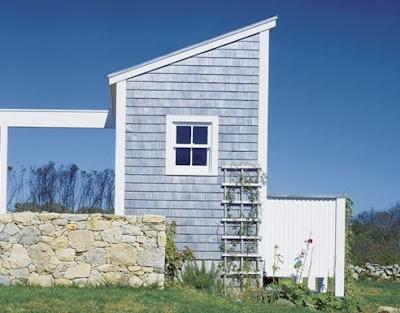 Cabaña Modernista en Nueva Inglaterra, Rhode Island, Estados Unidos