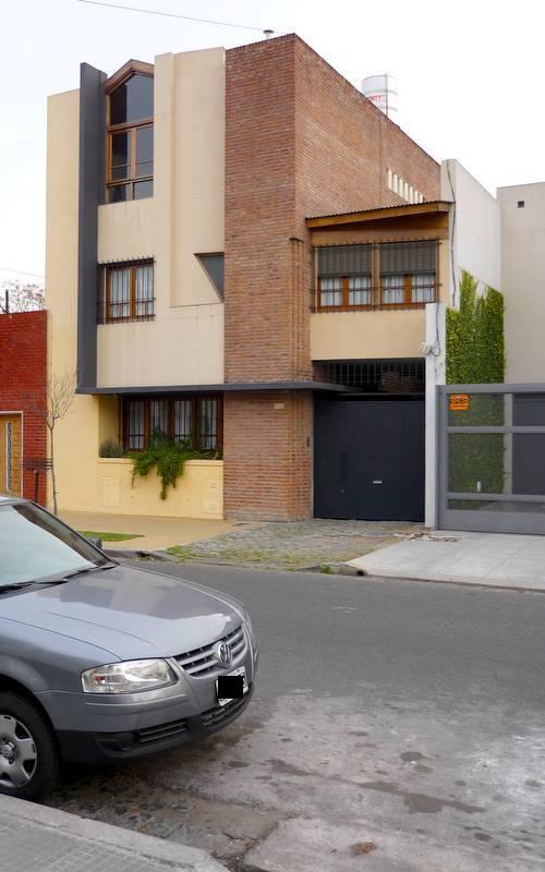 Casa estilo Contemporáneo en la Ciudad de Buenos Aires