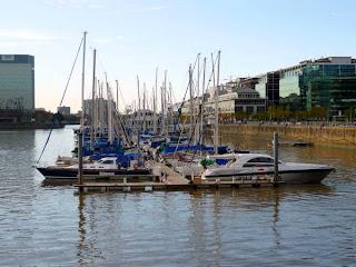 Amarra en Puerto Madero