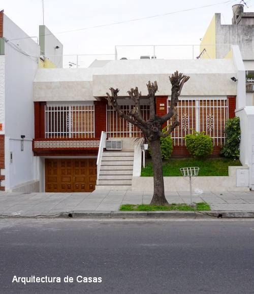 Arquitectura de casas casa residencial moderna - Arquitectura moderna casas ...
