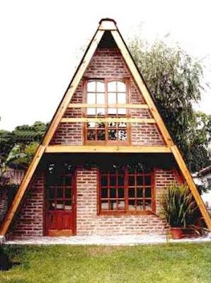 Casas prefabricadas madera cabana prefabricada economica - Cabanas de madera los pinos ...