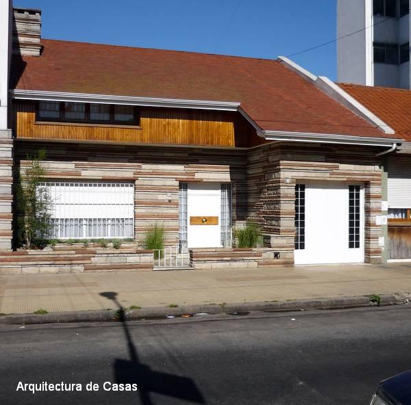 Chalet moderno tipo americano en Buenos Aires